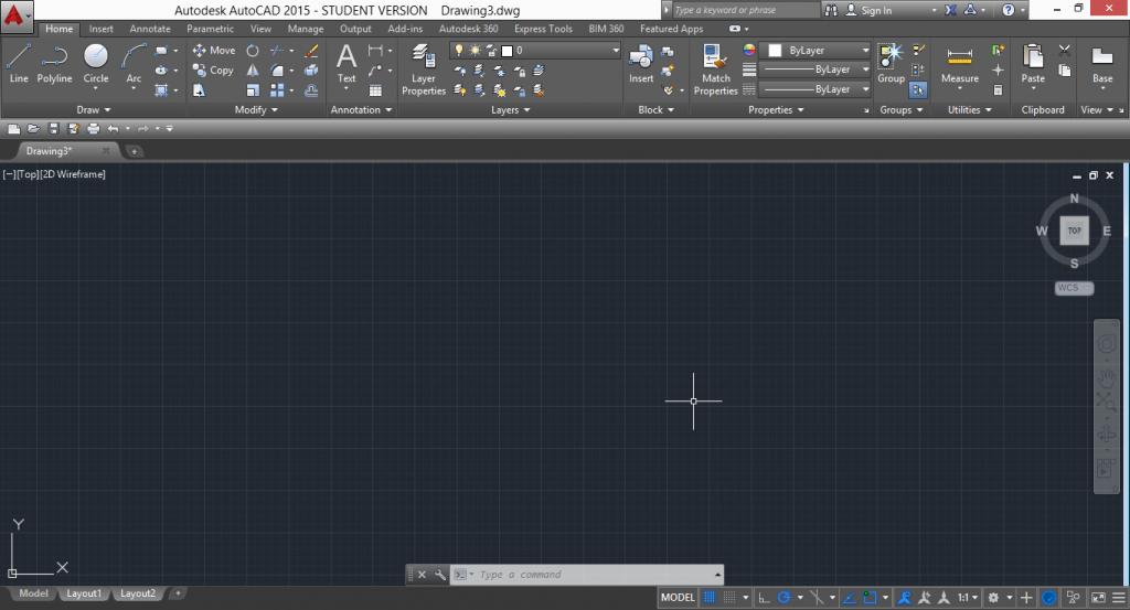 Logiciel de dessin industriel gratuit AutoCAD