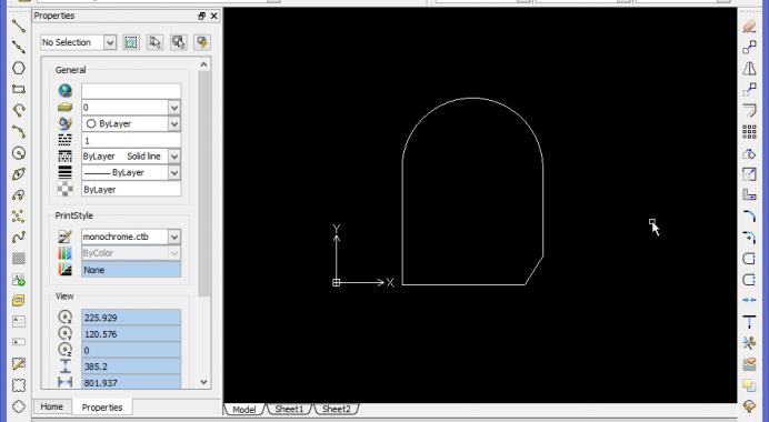 Cotation d'un dessin sur AutoCAD